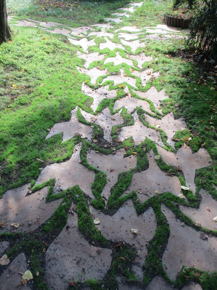 Artiste Sculpteur Modern style gardens Iron/Steel Metallic/Silver