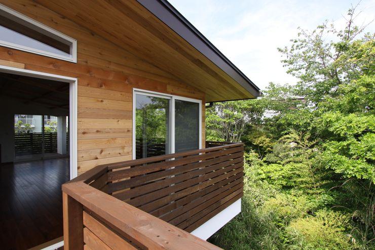 アトリエグローカル一級建築士事務所 Casas escandinavas