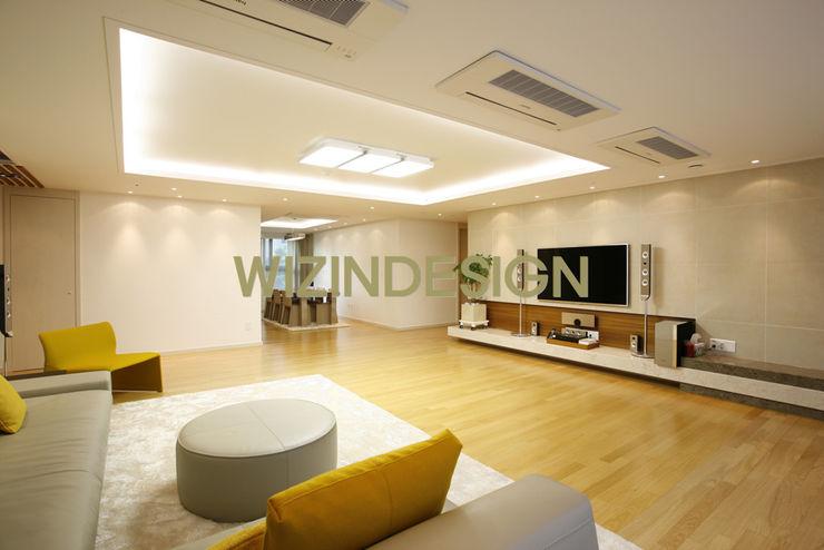 wizingallery Moderne Wohnzimmer