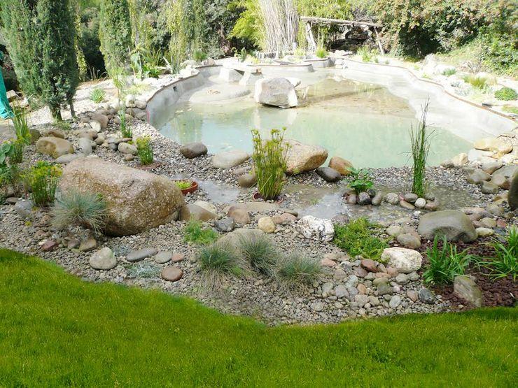 abpaisajismo Modern garden