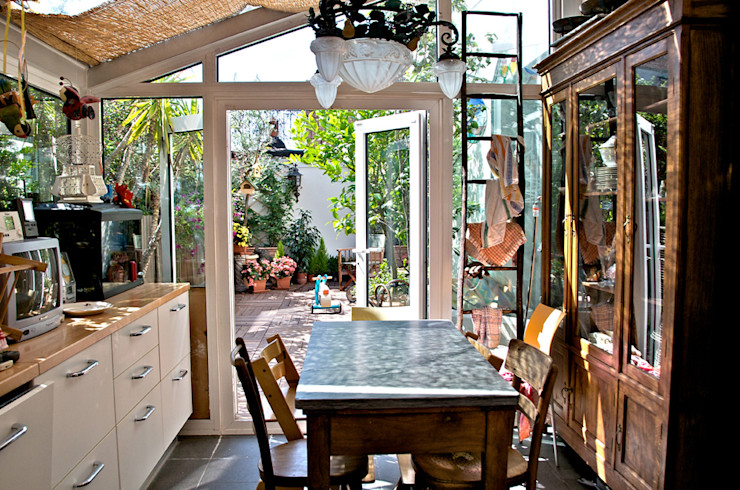 VITTORIO GARATTI ARCHITETTO Modern style kitchen
