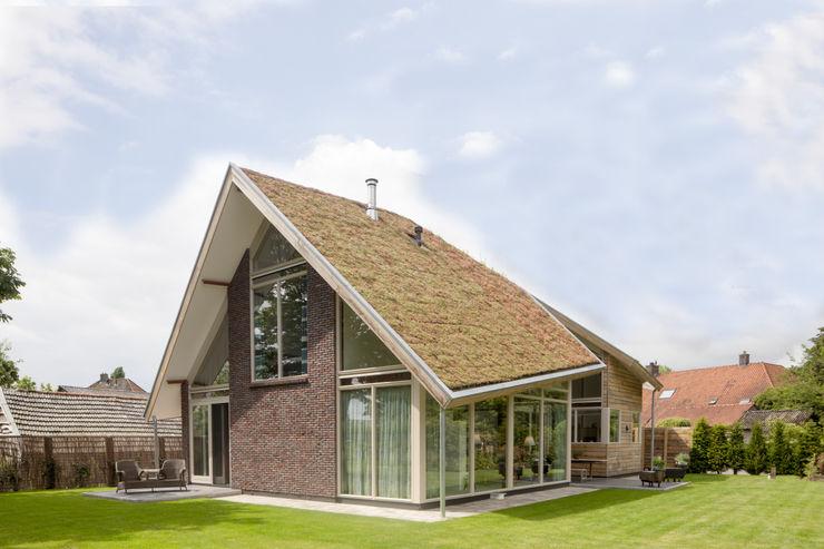 hamhuis architecten Casas modernas: Ideas, imágenes y decoración