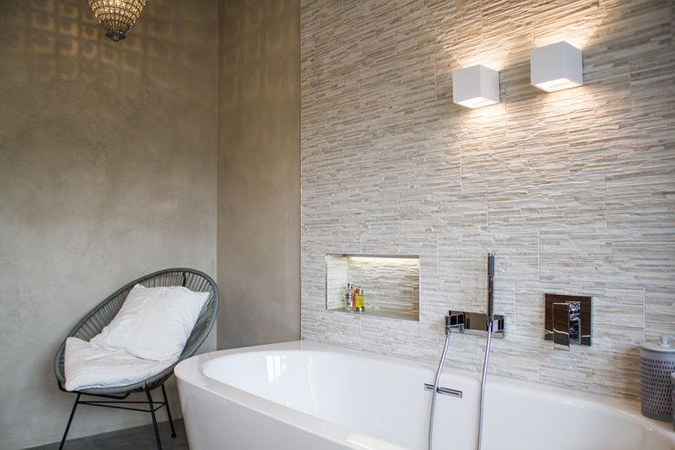 Umbau EFH Buchrain MALMENDIER Innenarchitektur Moderne Badezimmer