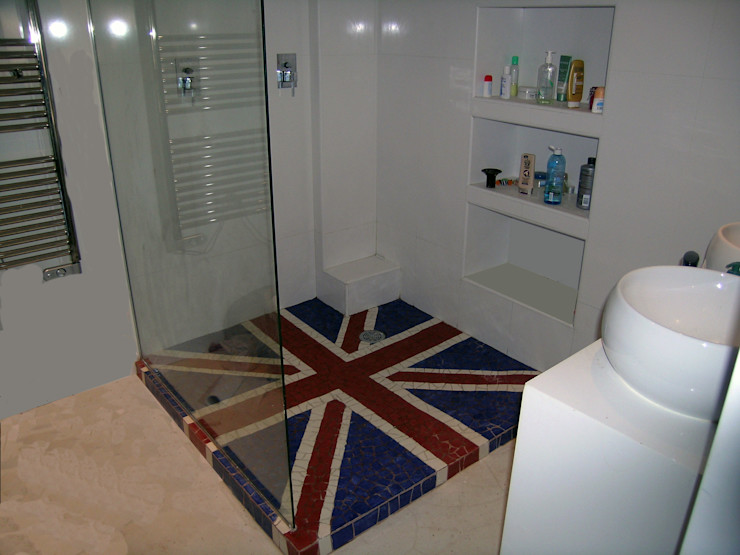 Moz-art mosaique Ванна кімнатаФітинги