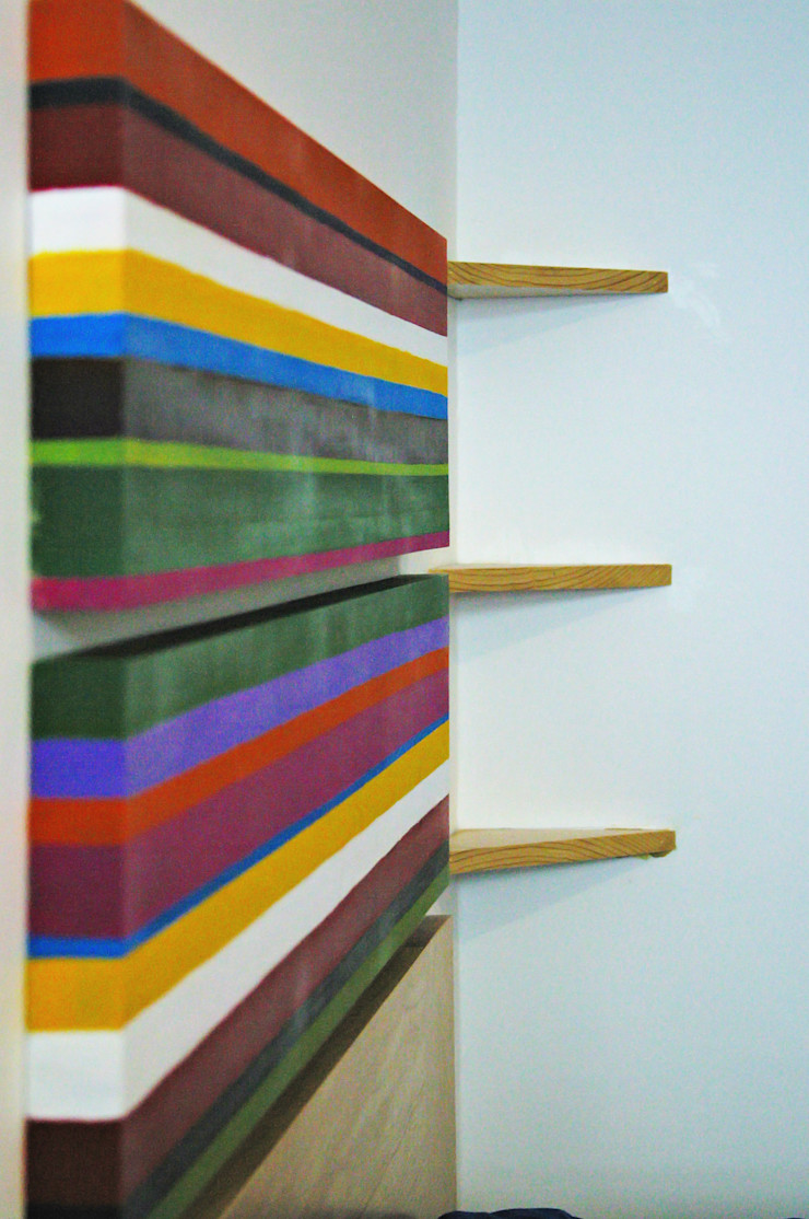 LM decoración ArtworkPictures & paintings Wood Multicolored