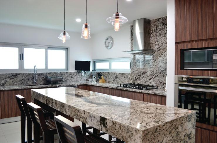 OBRA BLANCA Dapur Modern