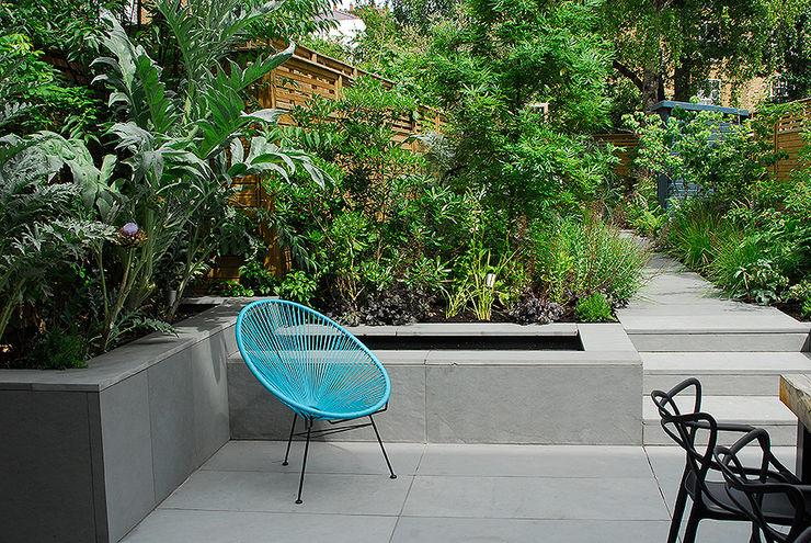 Contemporary Garden Design by London Based Garden Designer Josh Ward Josh Ward Garden Design Modern garden