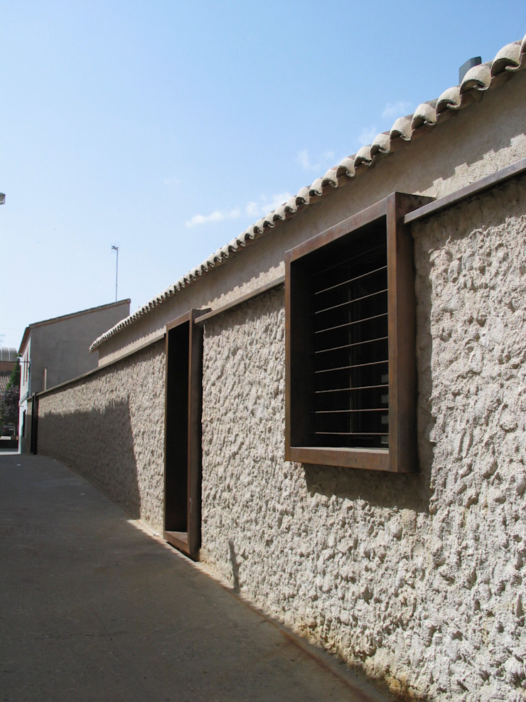 daniel rojas berzosa. arquitecto Minimalist houses