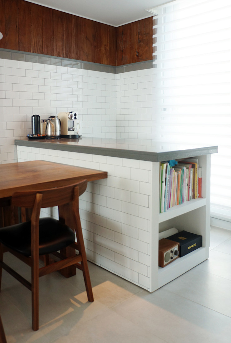 마르멜로디자인컴퍼니 Modern Dining Room