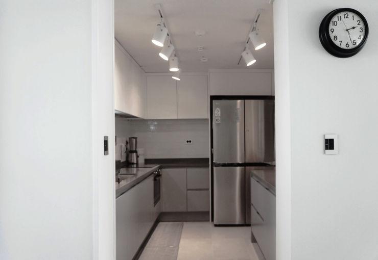 마르멜로디자인컴퍼니 Modern Kitchen