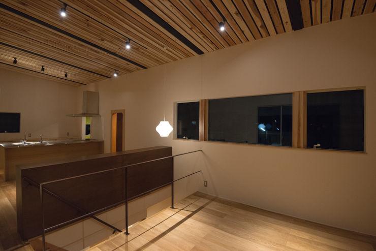 市川設計スタジオ ห้องนั่งเล่น