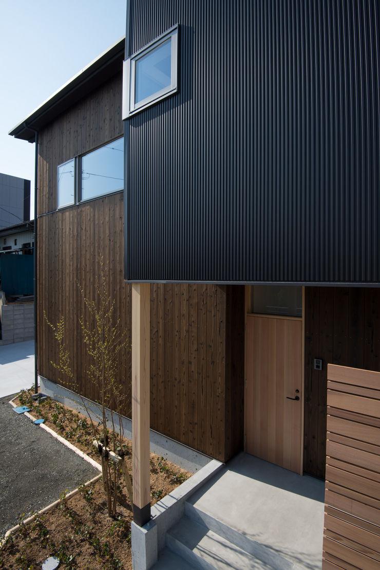 市川設計スタジオ บ้านและที่อยู่อาศัย