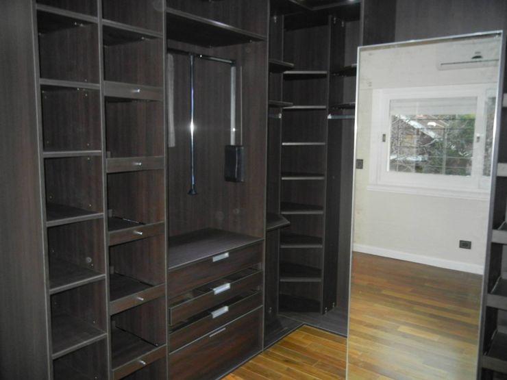 Casa en San Isidro reforma interior Fainzilber Arqts. Dormitorios modernos: Ideas, imágenes y decoración