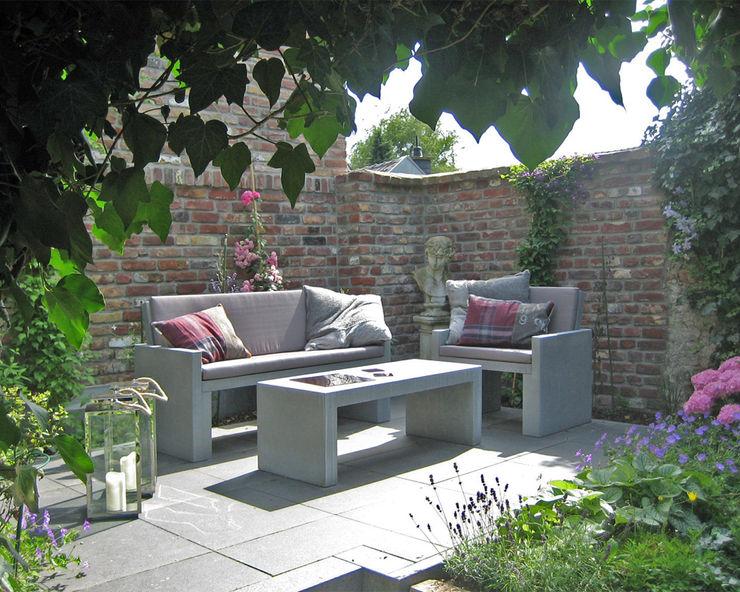 Gartenmöbel Messina oggi-beton Balkon, Veranda & TerrasseMöbel Beton