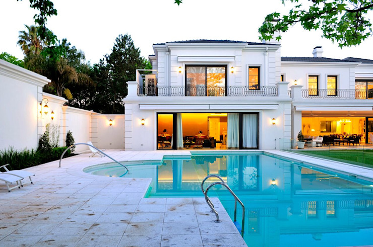 JUNOR ARQUITECTOS Casas modernas
