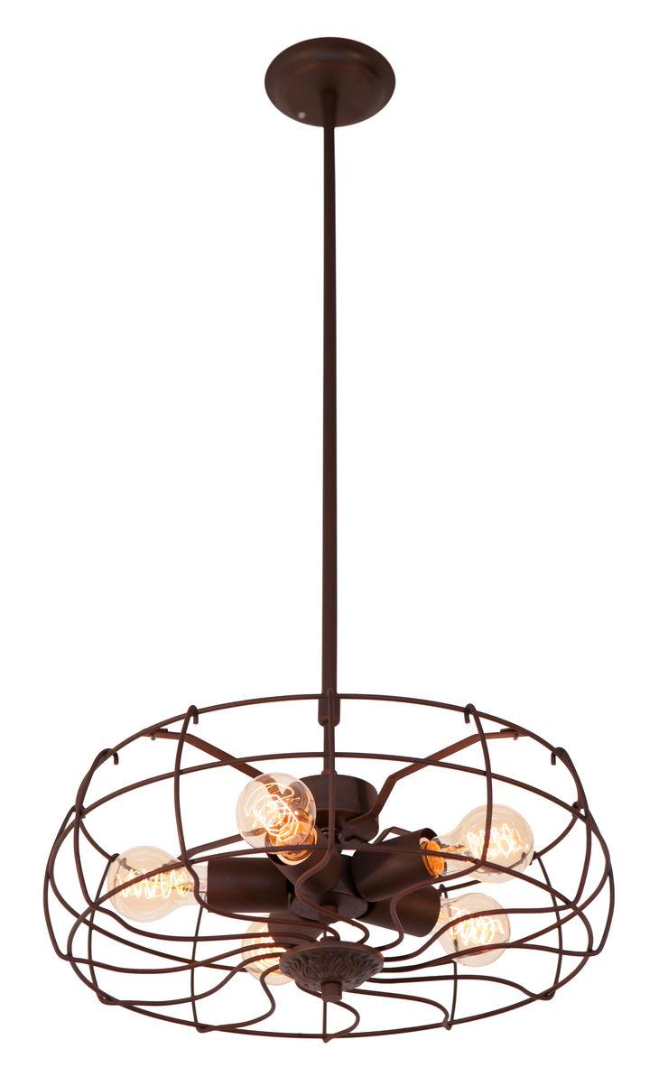 ROMA LOFT NO. 4 Altavola Design Sp. z o.o. Living roomLighting