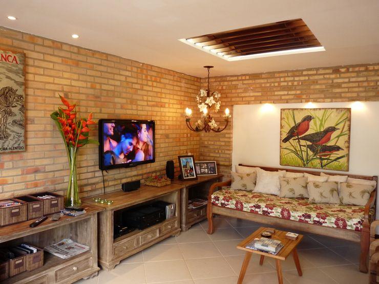 Eveline Sampaio Arquiteta e Designer de Interiores Living room
