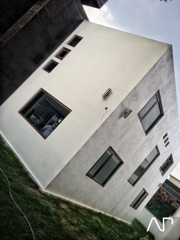 AP studioarq Modern houses