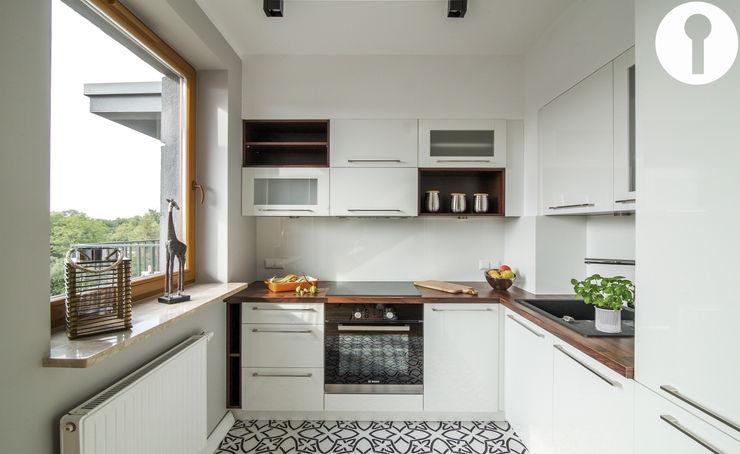 New style! Urządzamy pod klucz Modern Kitchen