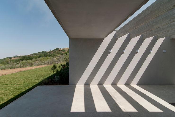RESIDENZA PRIVATA Osa Architettura e Paesaggio Case in stile mediterraneo