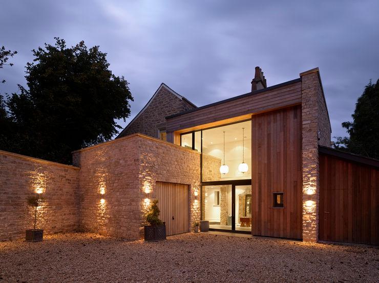 The Fosse Designscape Architects Ltd Casas modernas