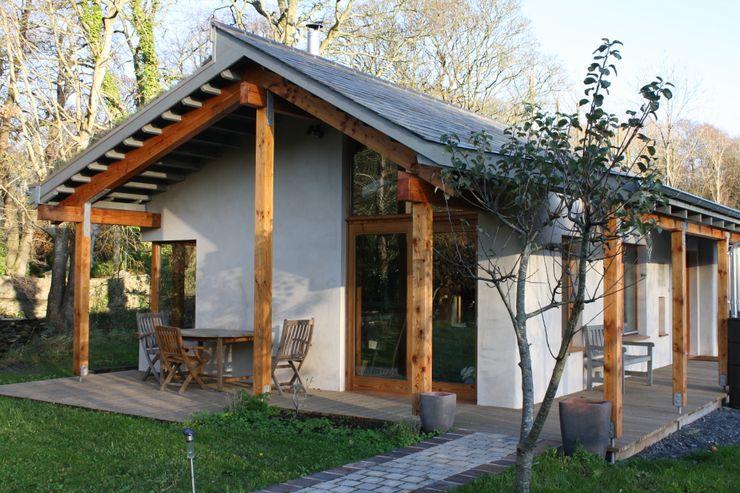 Hemp Cottage Rachel Bevan Architects Casa rurale