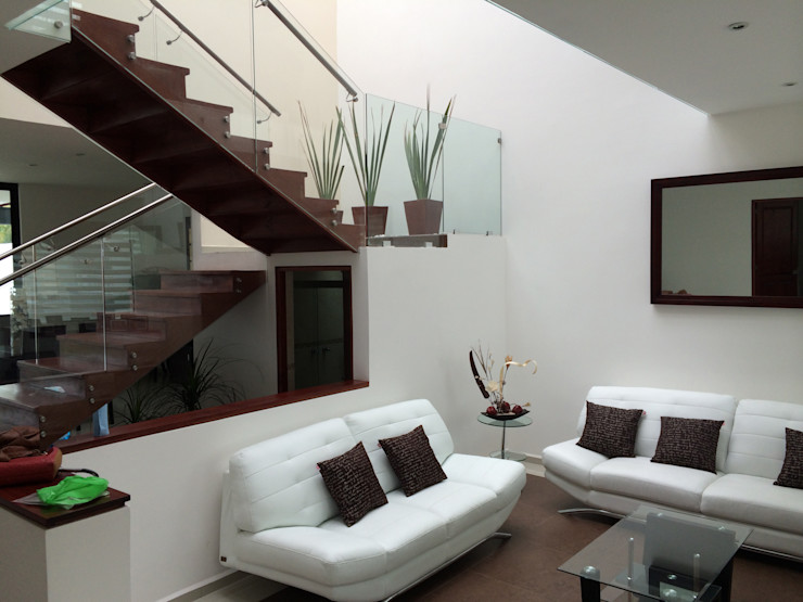 Ambás Arquitectos Living room