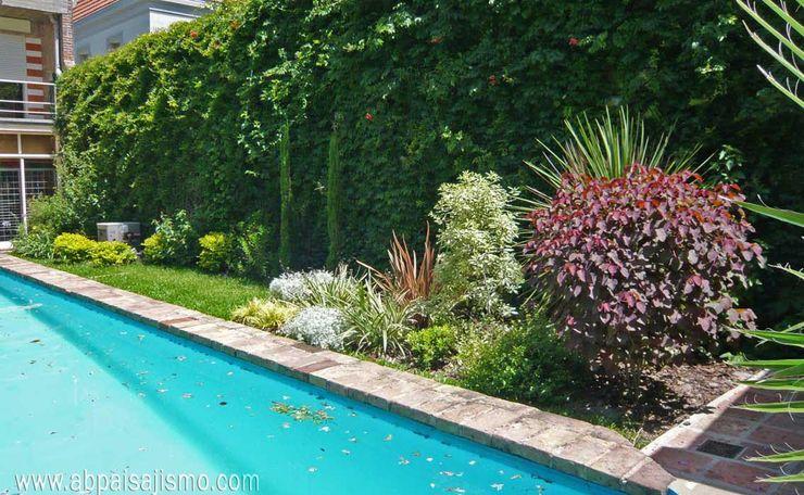 Remodelación Jardín Buenos Aires abpaisajismo Jardines tropicales