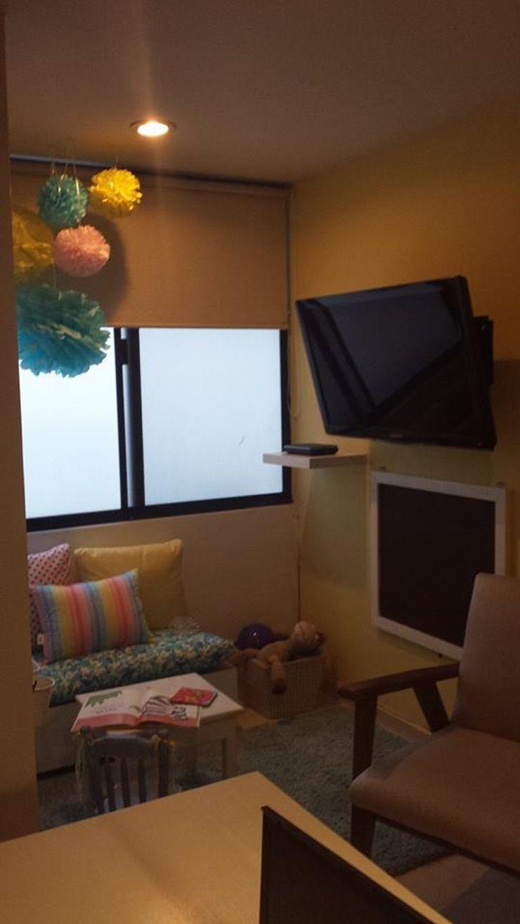 Paola Hernandez Studio Comfort Design Estudios y despachos de estilo moderno
