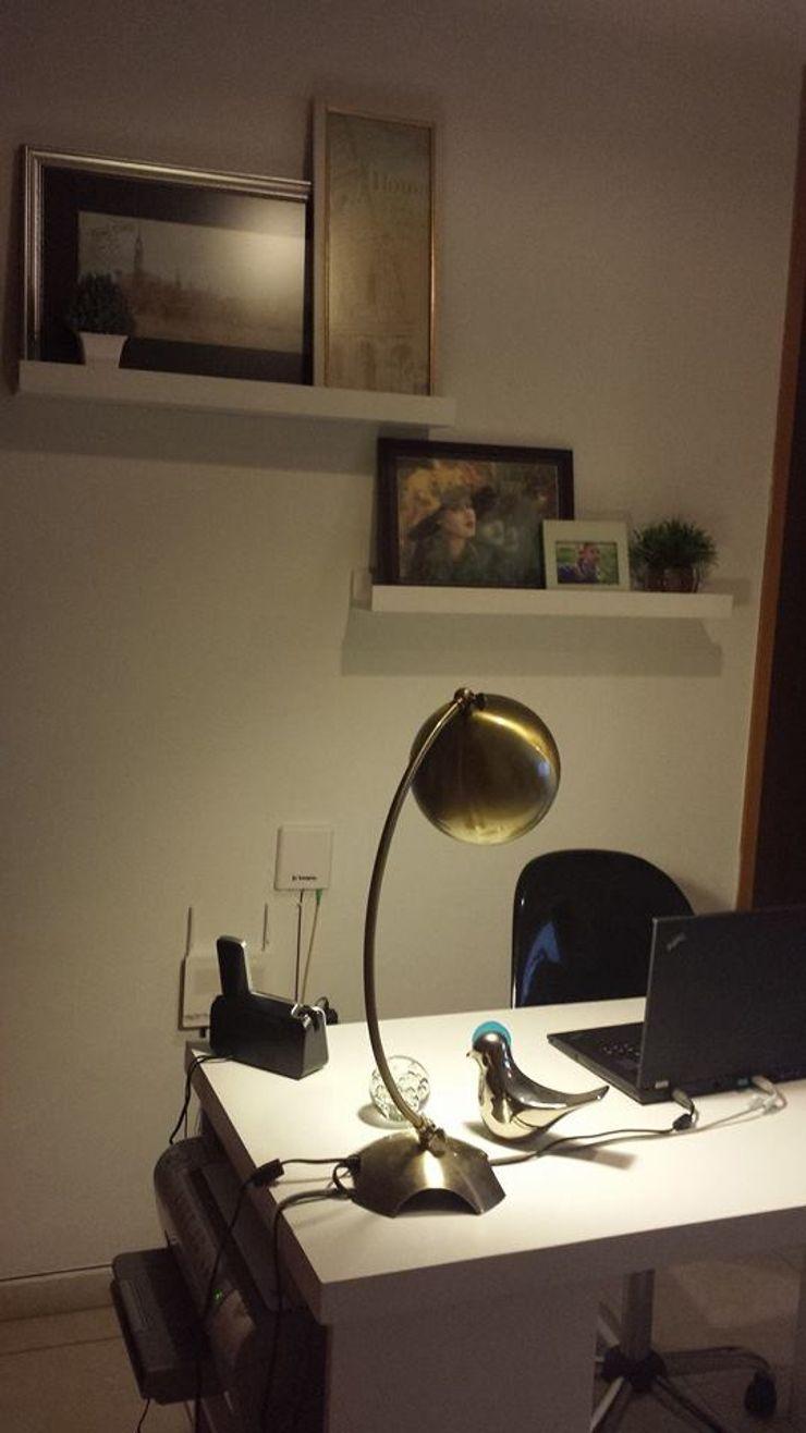 Paola Hernandez Studio Comfort Design Dormitorios de estilo moderno