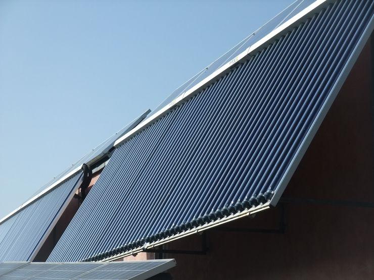 Büro für Solar-Architektur Modern houses