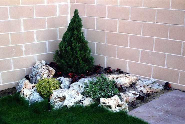 GARDEN MAS DURAN Mediterranean style garden