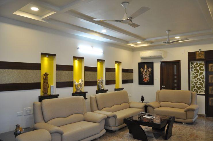 DESIGNER GALAXY 现代客厅設計點子、靈感 & 圖片