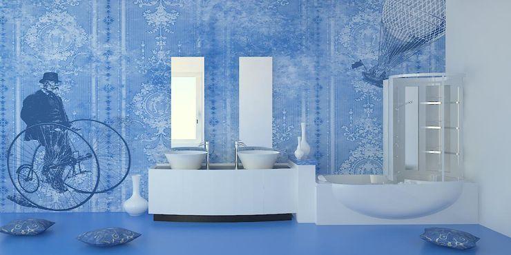 PIXIE progetti e prodotti Classic style walls & floors