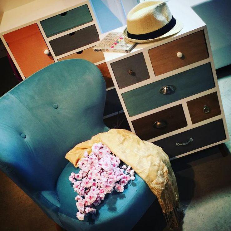 Mandarina Home BedroomBedside tables