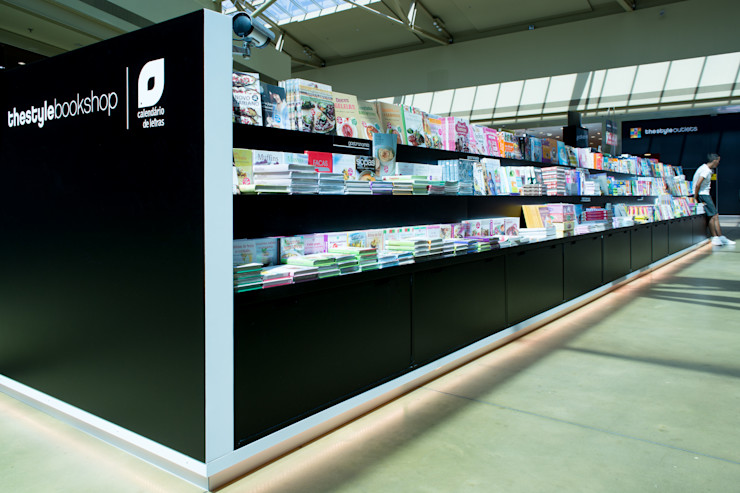Q'riaideias Minimalist offices & stores