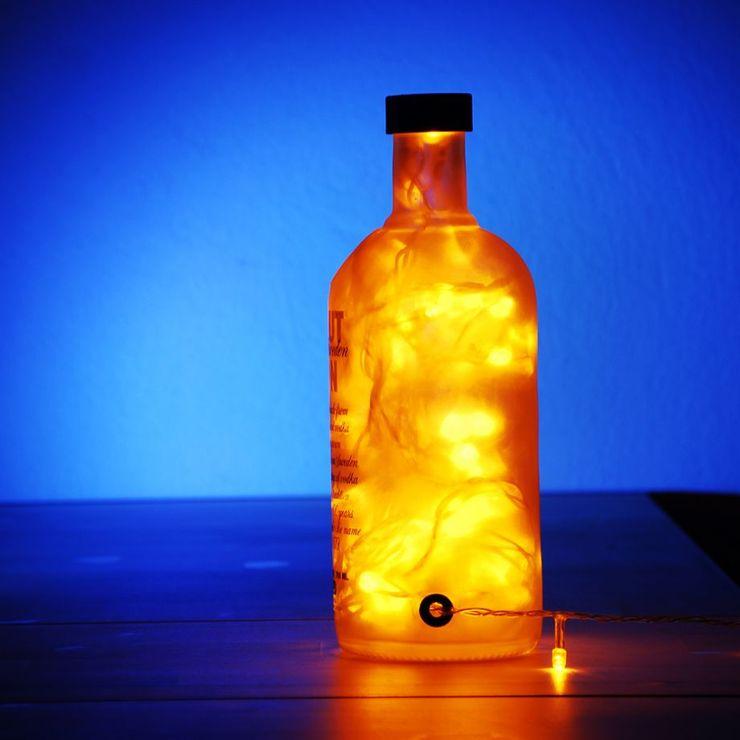 LAMPBADA DESIGN LAMP Внутрішнє озеленення Скло Жовтий