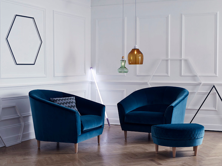 Products Kirsty Whyte Salones de estilo moderno