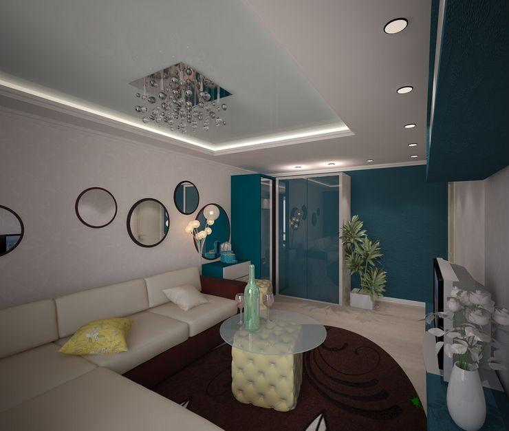 3D студия Вітальня