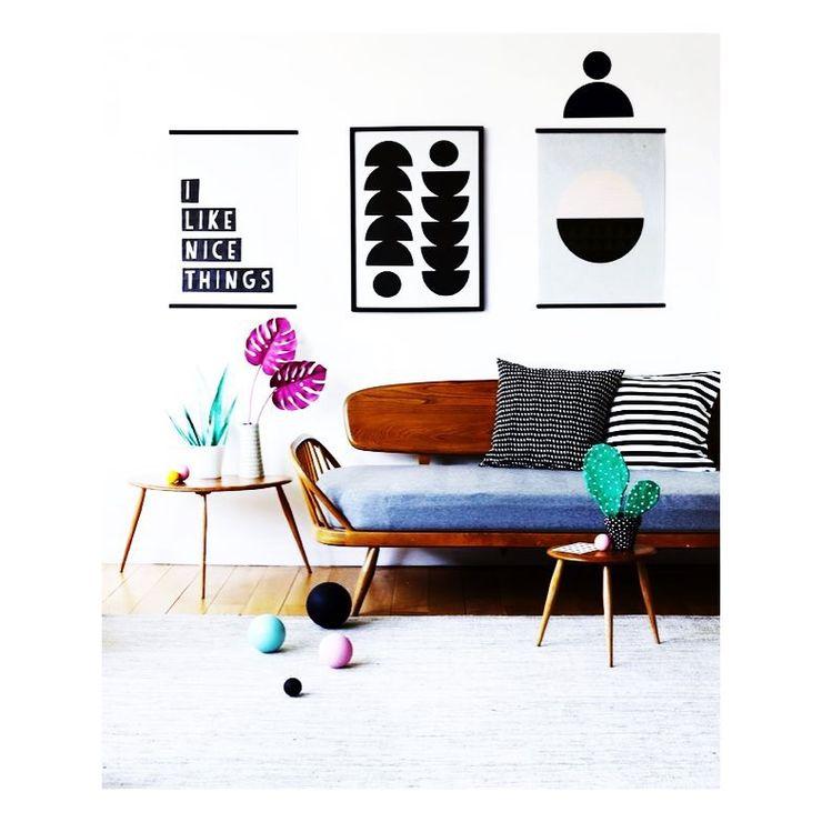 Mona Casa Ruang Keluarga Modern