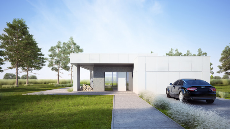 Majchrzak Pracownia Projektowa Будинки