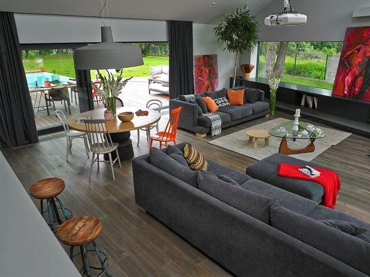 stando interior design Modern living room