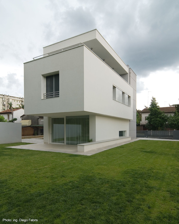 Urban House Studio Vivian Case moderne