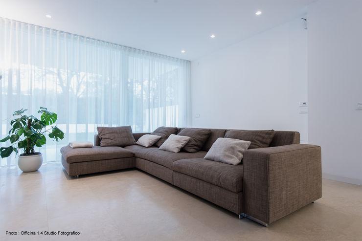 Urban House Studio Vivian Soggiorno moderno