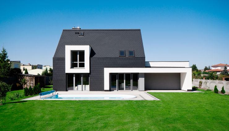AAYE Architekci Casas modernas