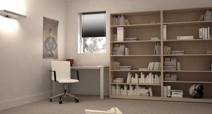 Bureau lateralis Bureau moderne