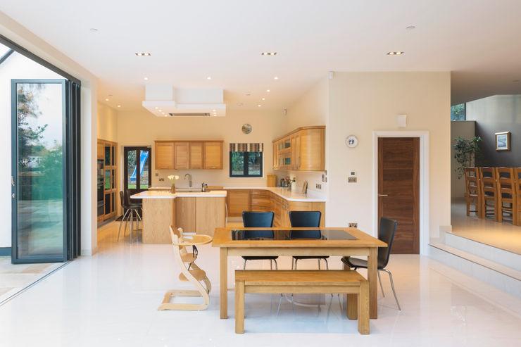 Princes Way Frost Architects Ltd Modern kitchen