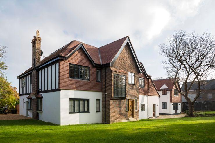 Princes Way Frost Architects Ltd Modern houses