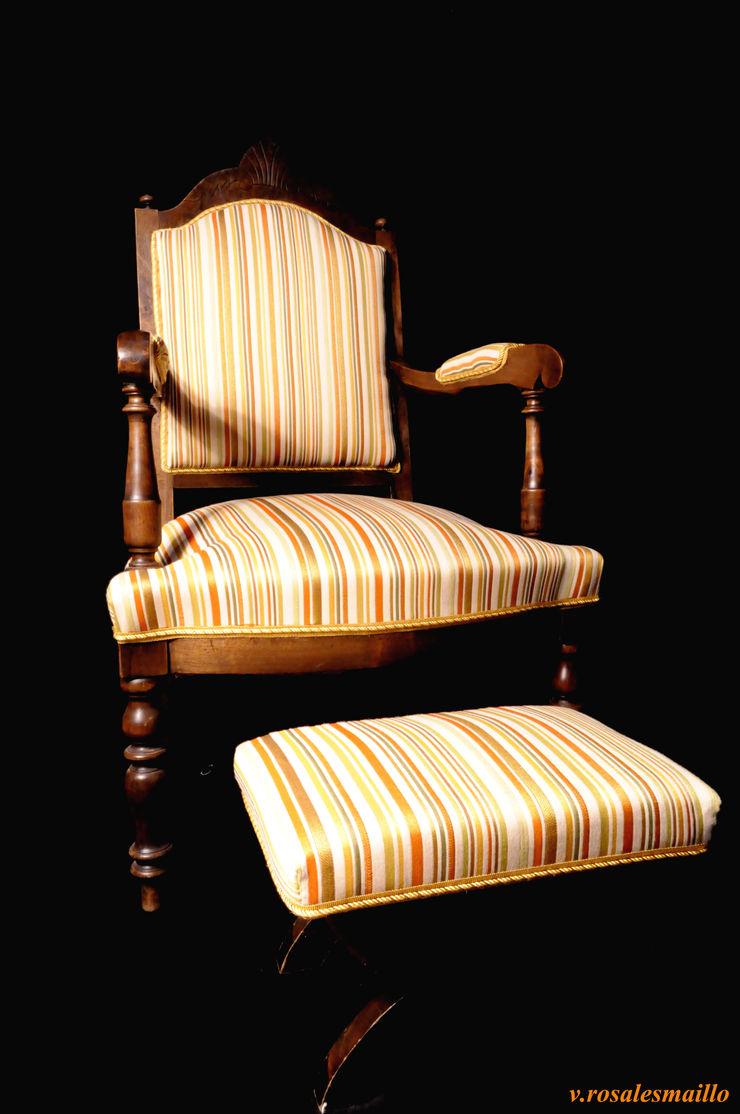 Sillas Pablo Antigüedades SalonesSofás y sillones Madera
