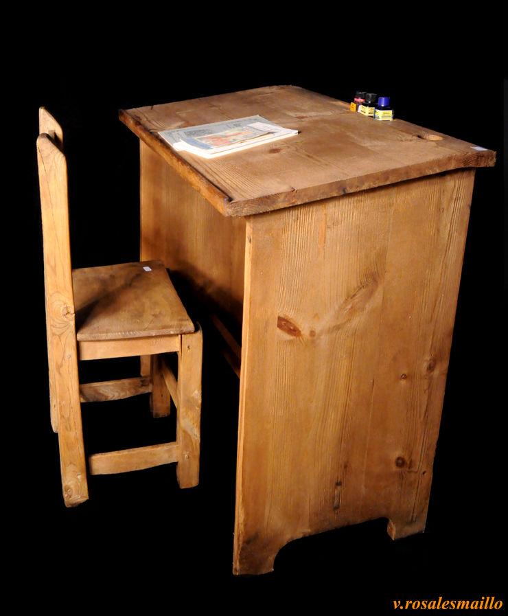 Sillas Pablo Antigüedades Habitaciones infantilesEscritorios y sillas Madera